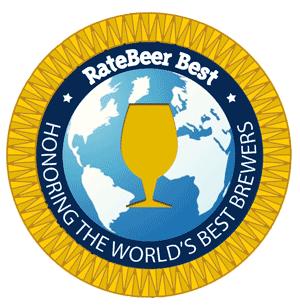 Logo de RateBeer