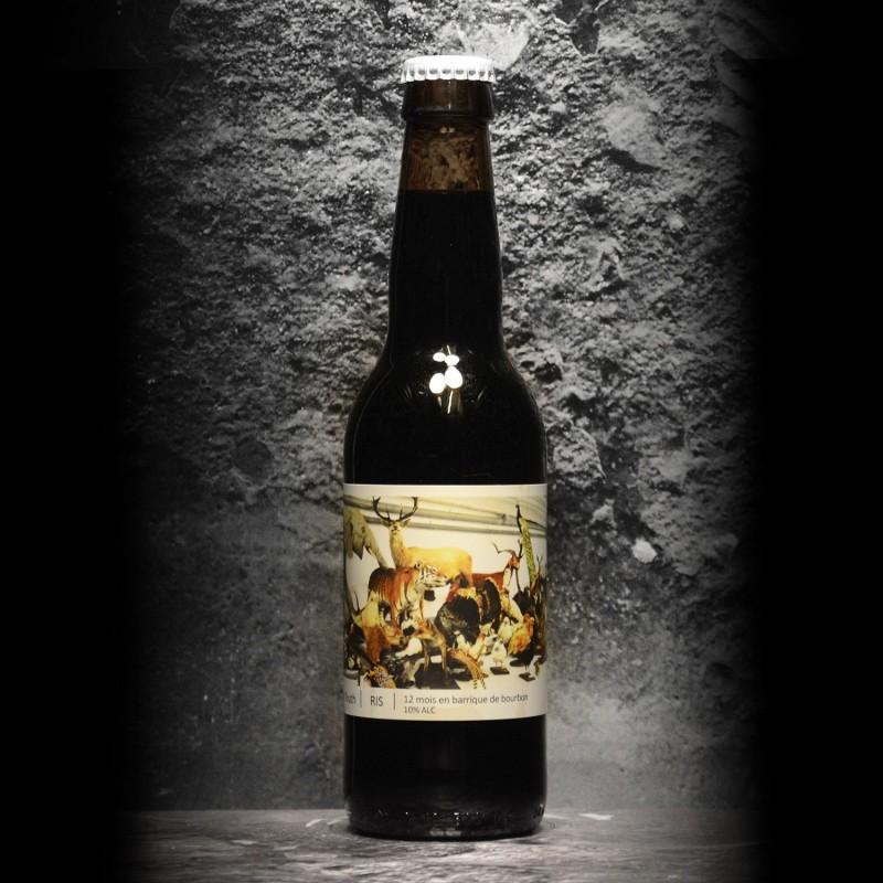 Bière The Stick of Truth de Popihn et ZooBrew.